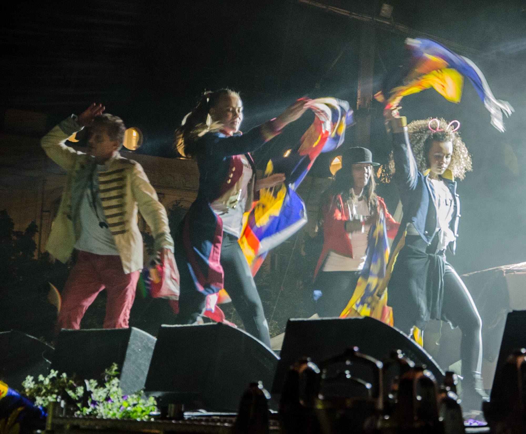 Kulturfestival i Stockholm
