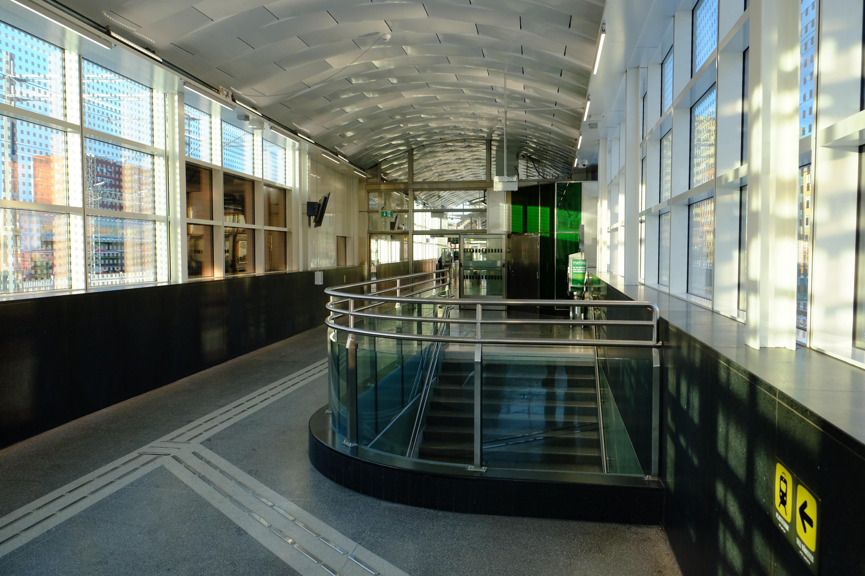 Pendeltågsstation i Jakobsberg